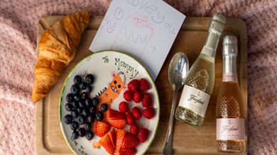 Mother's Day Breakfast In Bed Guide