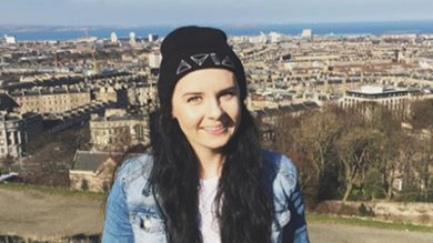 48h in Edinburgh with Amanda Thomas (@herecomesthesun)