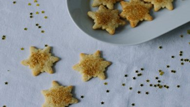 Easy Snowflake morsels recipe