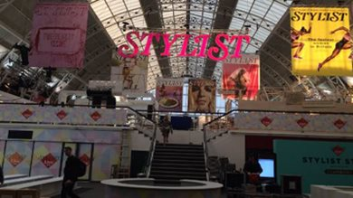 Freixenet at Stylist Live