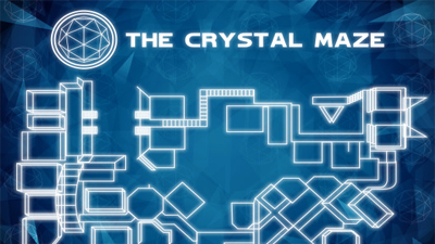 WIN tickets to The Crystal Maze!