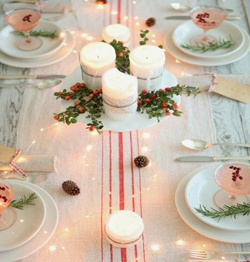 How to host an easy Christmas party