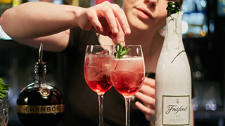 Where to drink Freixenet