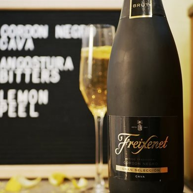 Cava with a twist