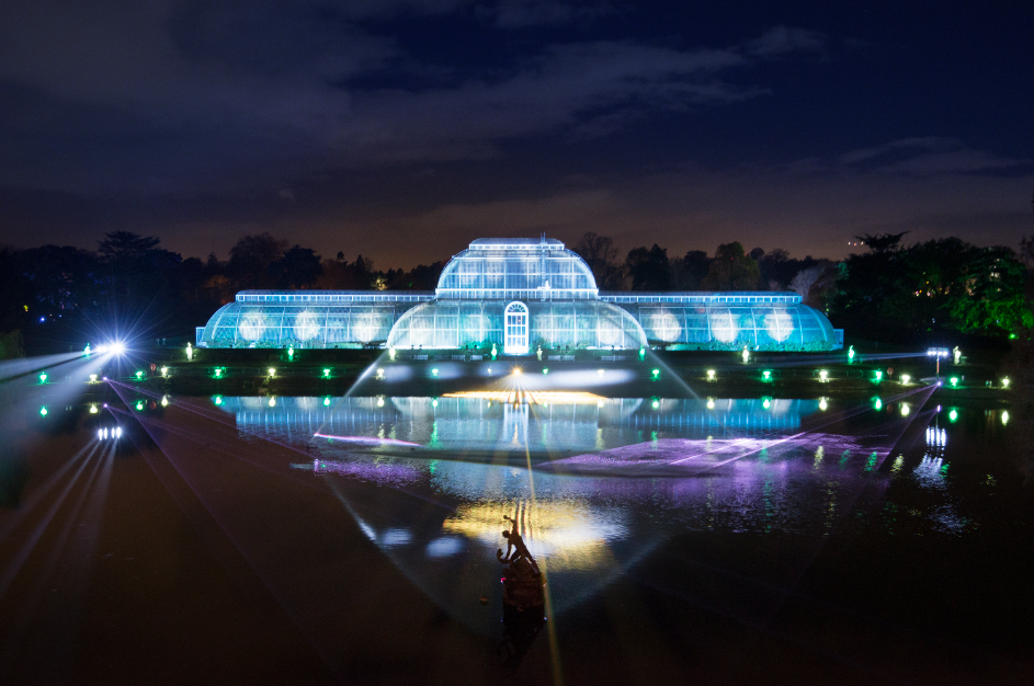 WIN  tickets for Christmas at Kew